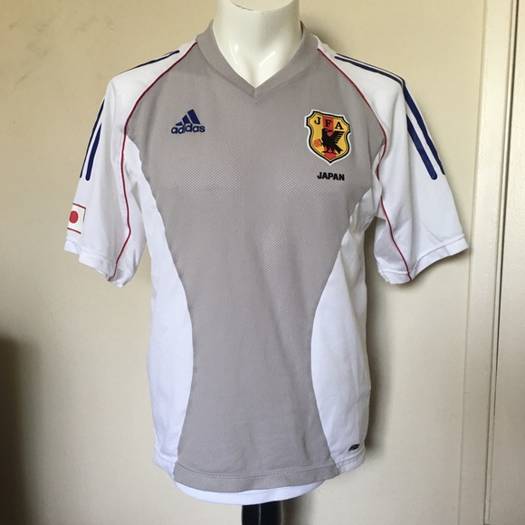 Nadeshiko Japan soccer Jersey issue 2002 Large